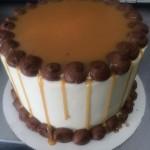 Caramel Chocolate Vanilla