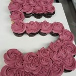 5 Pull-a-part Cupcake Cake