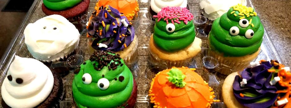Halloween Cupcakes are Coming!