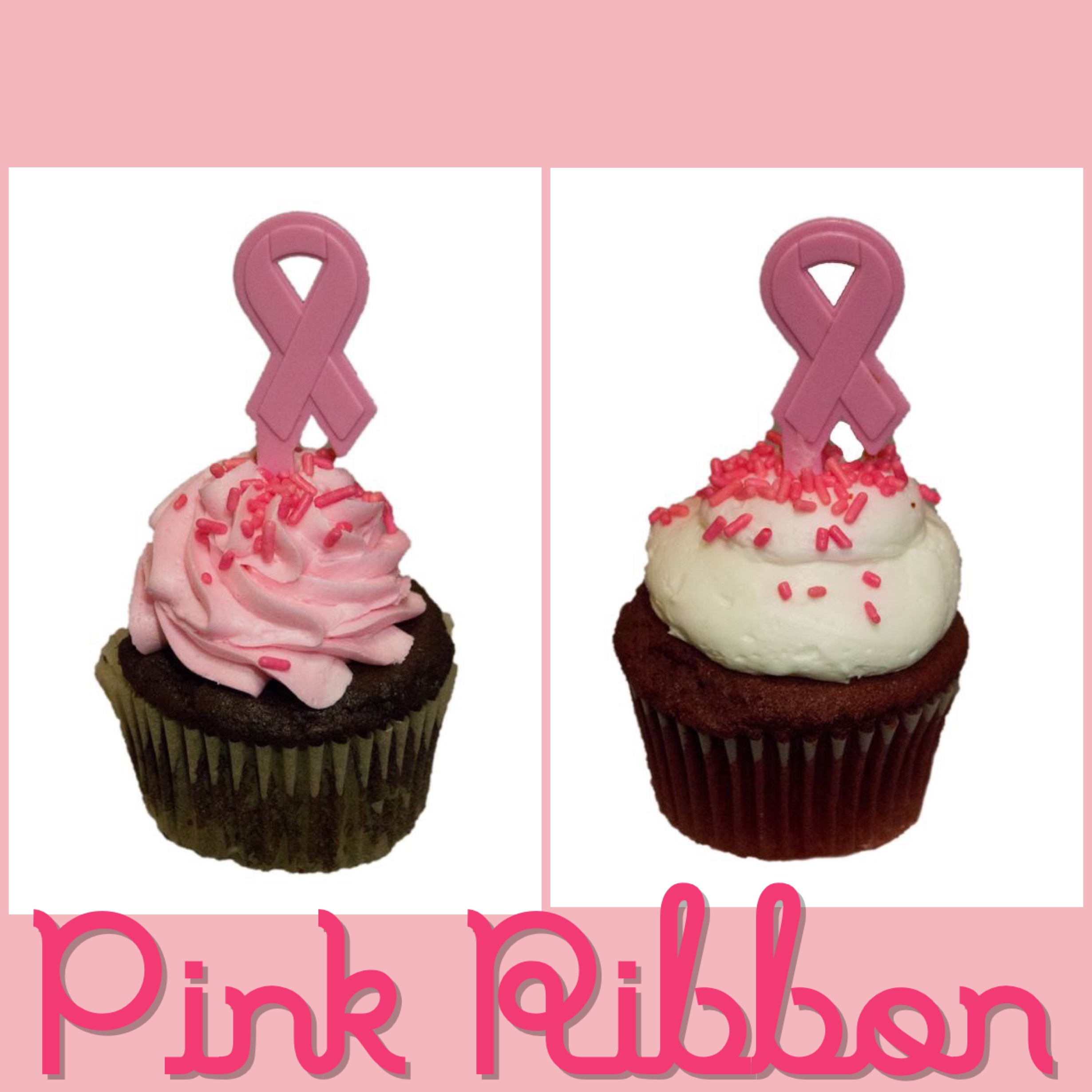 Pink Ribbon Dozen