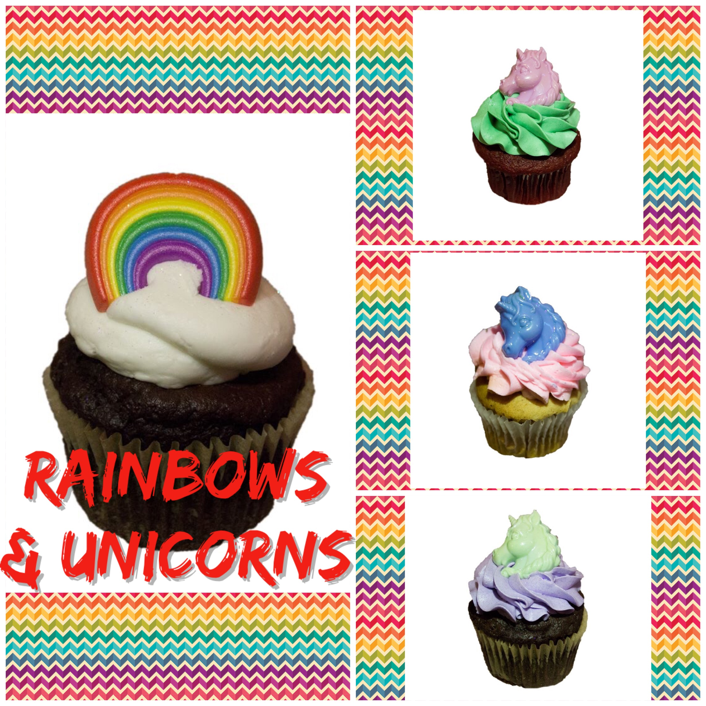 Rainbows & Unicorns Dozen