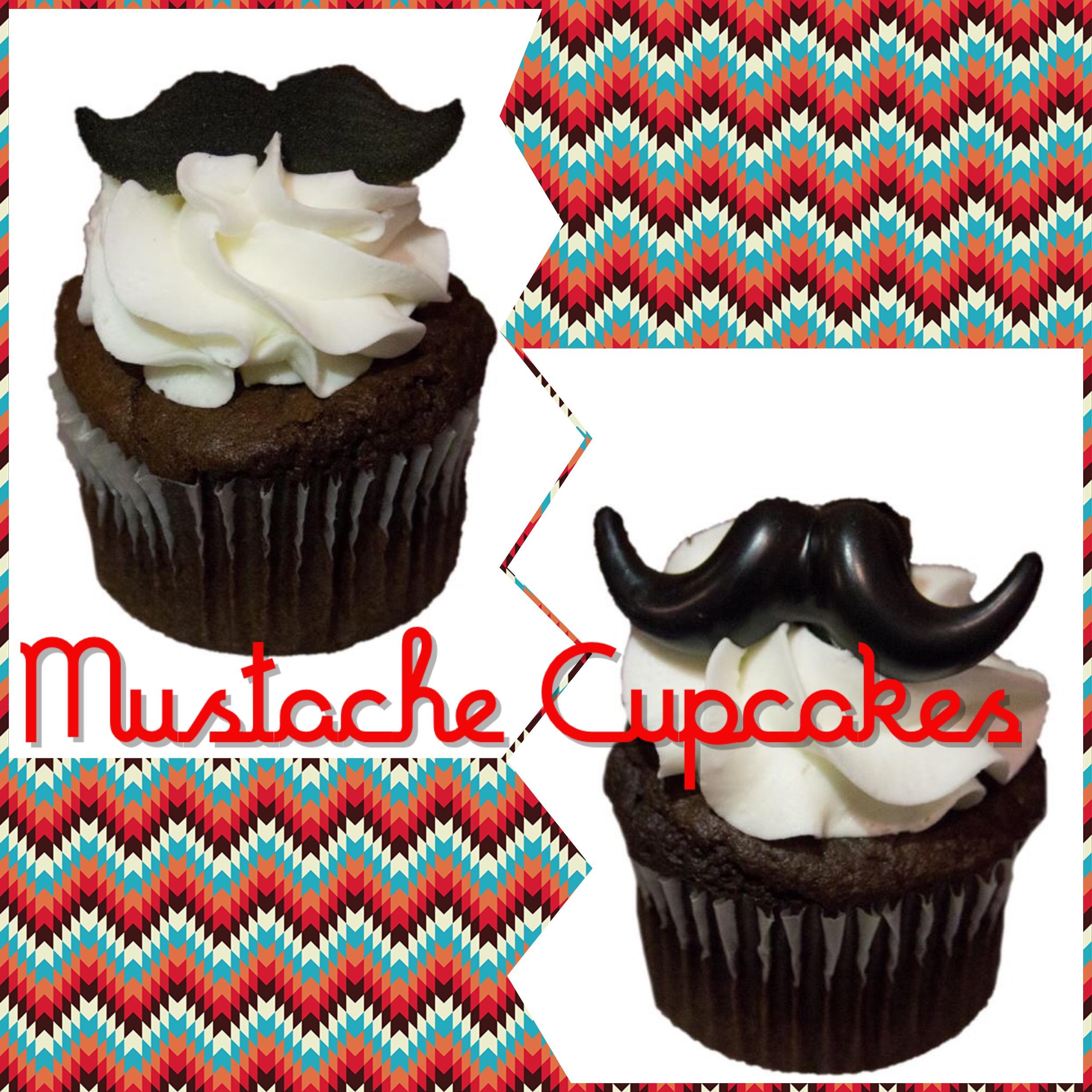 Mustaches Dozen
