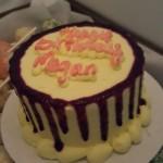 Lemon Blueberry Birthday