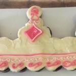 Tiara Pull-a-part Cupcake Cake