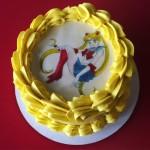 Sailor Moon Edible Image