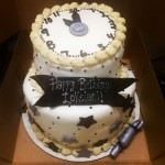 Topsy Turvey New Year's Birthday